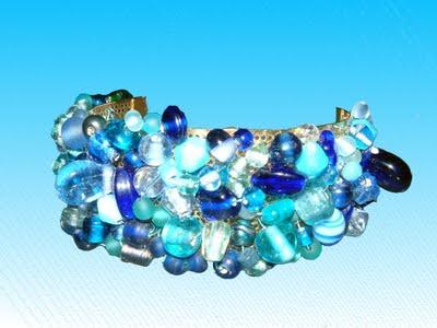 Bracelet Bleu Lagon