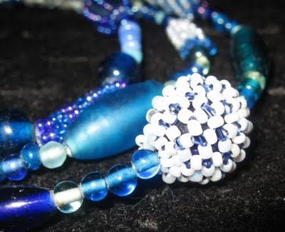 Collier Lagon Bleu