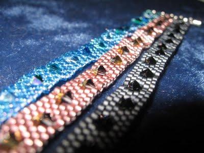 Bracelet Peyote/Swarovsky