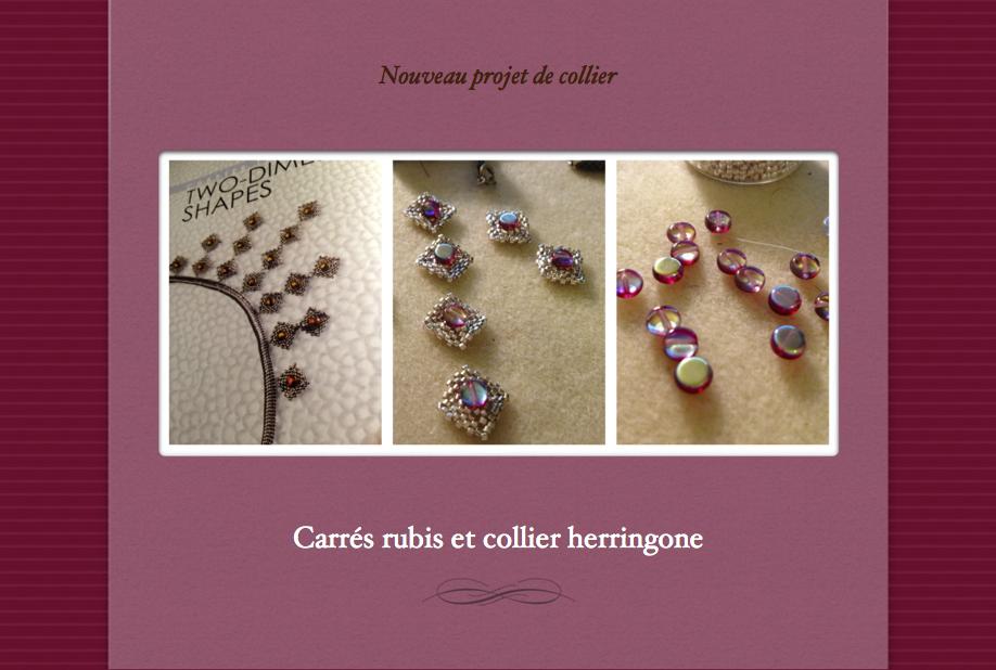 Projet de collier