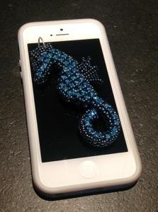 Hippocampe de Luis (fantasia beads)