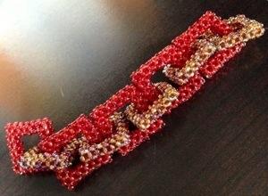 Projet de bracelet en RAW