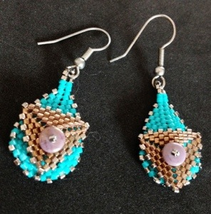 Boucles d'oreilles Berberes