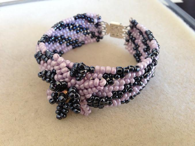 Bracelet Herringbone refait...