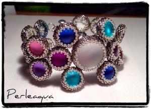 """Un nouveau bracelet """"año nuevo"""""""