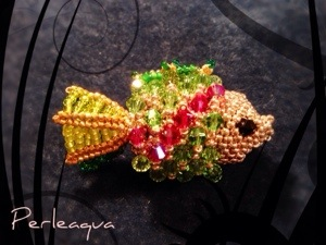 My beadfish ^^